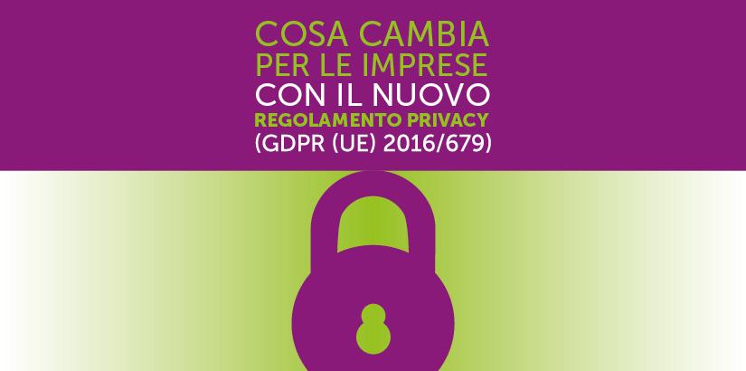 Cosa cambia per le imprese con il nuovo regolamento europeo sulla privacy GDPR? Lo scopriamo insieme presso le sale dell'associazione FEDERLAZIO.